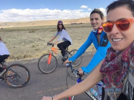 Bicileteando de vuelta a Puno