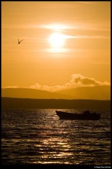 First 2011 Sunset